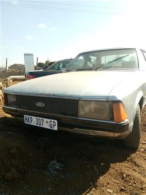 ford granada for Stripping
