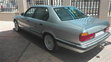 1990 BMW 7 Series 730d