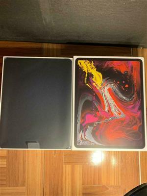 New Apple iPad Pro 1tb 12.9 inch