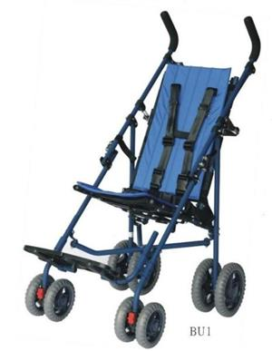 MR WHEELCHAIR TRANSPORTER BUGGY