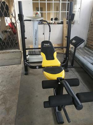 EVERLAST Heavy Duty Bench.