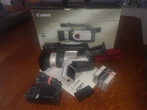 Canon xm1 Video Camera