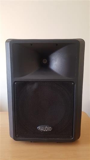Raudio Speaker