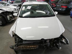 2010 VW Polo 1.2TSI Comfortline Code 2