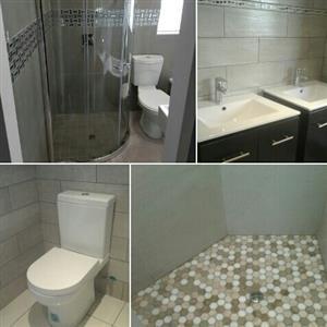 Bathroom renovations and upgrades