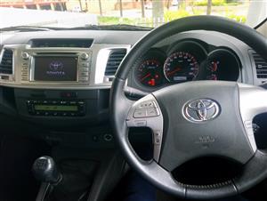 2013 Toyota Hilux double cab HILUX 3.0D 4D HERITAGE R/B A/T P/U D/C