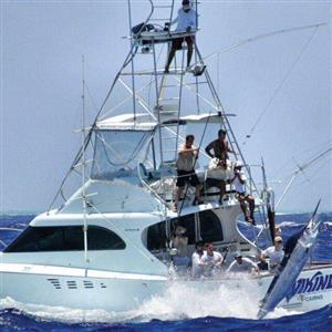Deepsea Charters. KZN and Cape Town