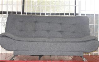 Grey sleeper couch S036976B #Rosettenvillepawnshop