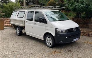 2015 VW Transporter 2.0BiTDI double cab 4Motion