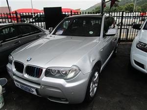 2010 BMW X3 sDRIVE 20i M SPORT (G01)