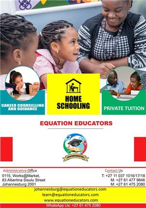 PRIVATE TUITION AND HOMESCHOOLING