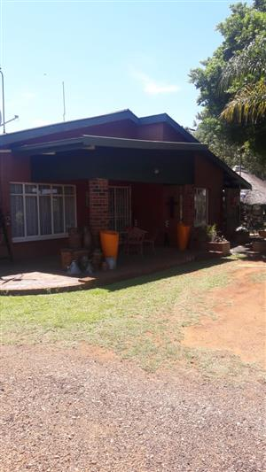 2.1Ha Smallholding north of Pretoria