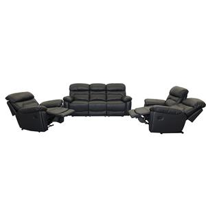 3 PIECE LEATHER OXFORD LOUNGE  SUITE BRAND NEW !!!!FOR ONLY R25 999