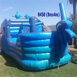 Jumping Castle Bargain R8 000 Pta North 08 222 14 555