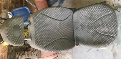 Nissan micra passenger seat and airbag