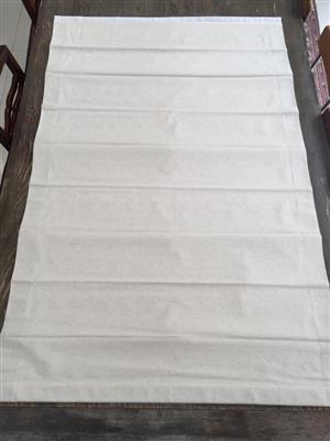 5 Roman blind covers available - See sizes & prices below