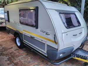 SP Tourer Caravan 2013