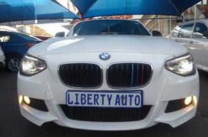 2014 BMW 1 Series 125i 5 door M Sport sports auto