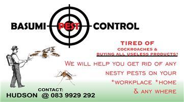 Basumi Pest Control