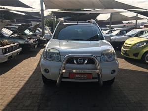 2004 Nissan X-Trail 2.2D 4x4 SEL