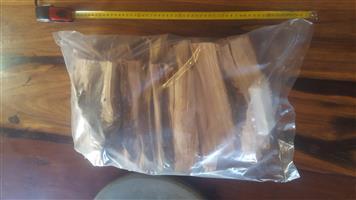 WOOD FOR SALE R10.00 8KG BAG