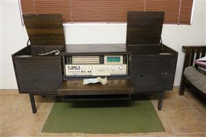 Vintage radiogram