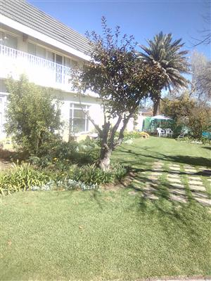 A POSSIBLE ANTICIPATED GUEST HOUSE TO BE AT CENTRAL HARRISMITH.