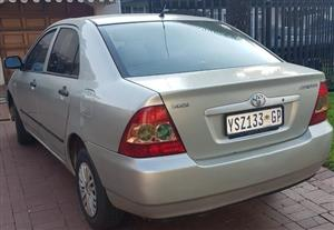 2005 Toyota Corolla 1.4 Advanced