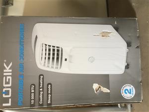 Logic 10000 btu portable air conditioners