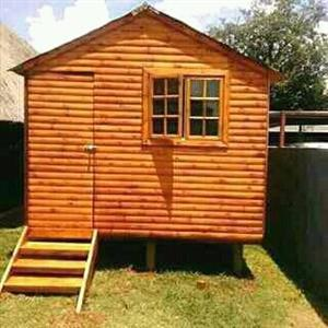 Discount Wendy house and log homes.