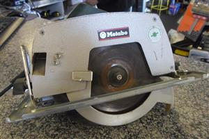 1100W Metabo KS 65 S Circular Saw