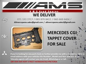MERCEDES CGI TAPPET COVER
