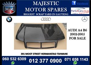 Audi A4 B6 bonnet for sale