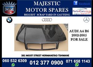 Audi A4 B6 bonnet for sale