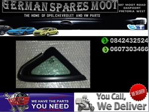 QUATER GLASS OPEL ASTRA J FOR SALE.