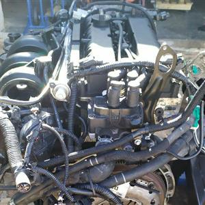 Ford Fiesta/Focus 1.6L HXDA Engine