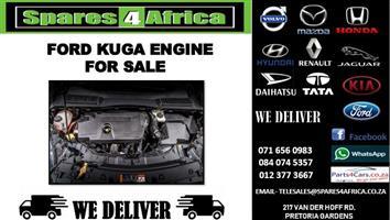 FORD KUGA USED ENGINE