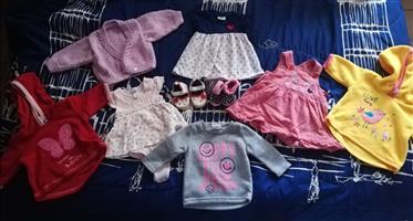 0-3 month Girl Clothing Bundle