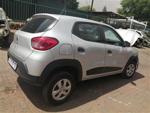 Stripping 2019 Renault Kwid 1.0 Expression For Parts