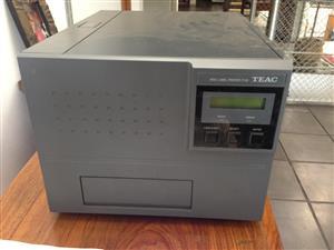 TEAC Compact Disc Label Printer