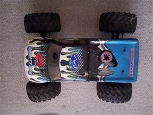 Raptor monster truck R/C