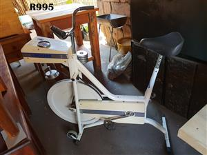Monark Exercise Cycle with Weights