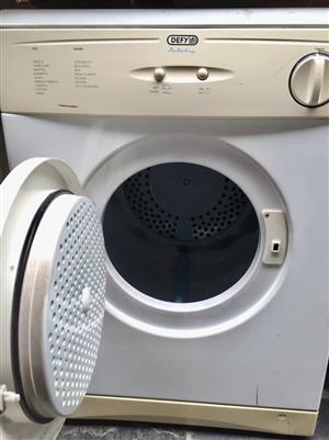 5kg Defy Auto-Dry Tumble Dryer Laundry Home Appliance AutoDry TumbleDry Drying DTD252 LG Samsung Smeg