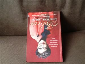 Felicia-Living Your Dream (Book) by Felicia Mabuza-Suttle