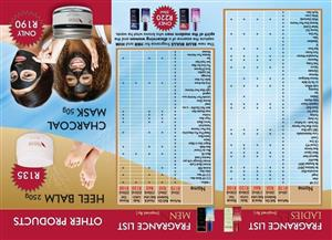 NOVUS PERFUMES and other beauty products available for sale