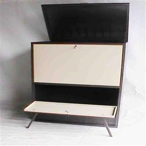 2 Tone steel vetical cabinet