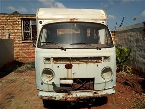 VW Camper 1975