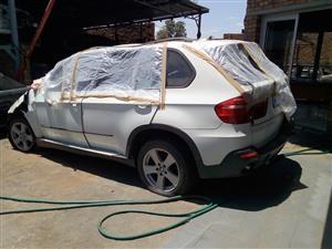 BMW E70 X5 STRIPPING NOW!