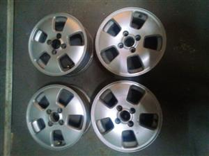"14"" mags for golf/chev,/opel"