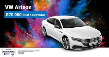 2019 VW Arteon ARTEON 2.0 TDI ELEGANCE DSG
